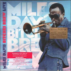 Viniluri VINIL Universal Records Miles Davis - Bitches Brew LiveVINIL Universal Records Miles Davis - Bitches Brew Live