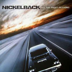 Viniluri VINIL Universal Records Nickelback - All The Right ReasonsVINIL Universal Records Nickelback - All The Right Reasons