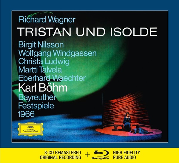 Muzica CD CD Deutsche Grammophon (DG) Wagner: Tristan Und Isolde ( Bohm - Nilsson, Windgassen, Ludwig, Talvela ) CD + BluRay AudioCD Deutsche Grammophon (DG) Wagner: Tristan Und Isolde ( Bohm - Nilsson, Windgassen, Ludwig, Talvela ) CD + BluRay Audio
