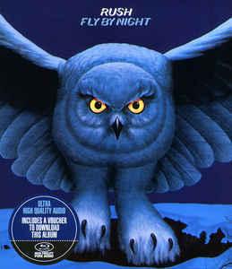 DVD & Bluray BLURAY Universal Records Rush - Fly By Night (BluRay Audio)BLURAY Universal Records Rush - Fly By Night (BluRay Audio)