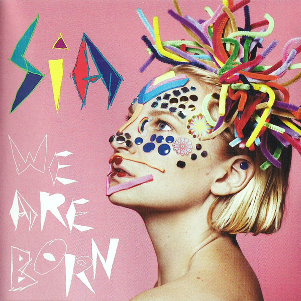 Viniluri VINIL Universal Records Sia - We Are BornVINIL Universal Records Sia - We Are Born