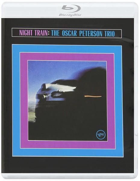 DVD & Bluray BLURAY Universal Records Oscar Peterson Trio: Night Train (BluRay Audio)BLURAY Universal Records Oscar Peterson Trio: Night Train (BluRay Audio)