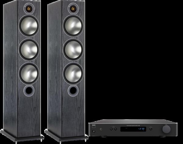 Pachete PROMO STEREO Pachet PROMO Monitor Audio Bronze 6 + NAD C 338Pachet PROMO Monitor Audio Bronze 6 + NAD C 338