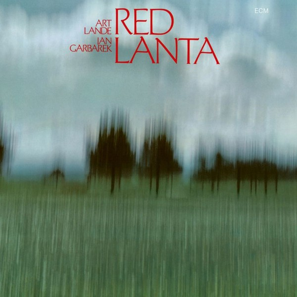 Muzica CD CD ECM Records Art Lande, Jan Garbarek: Red LantaCD ECM Records Art Lande, Jan Garbarek: Red Lanta