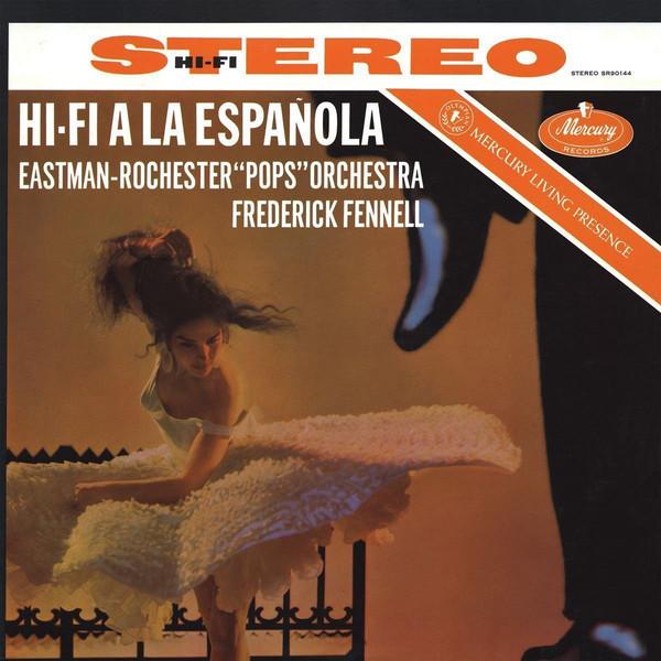 Viniluri VINIL Universal Records Frederick Fennell - Hi-Fi A La Espanola And PopoversVINIL Universal Records Frederick Fennell - Hi-Fi A La Espanola And Popovers