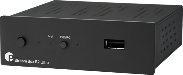 DAC-uri DAC ProJect Stream Box S2 UltraDAC ProJect Stream Box S2 Ultra