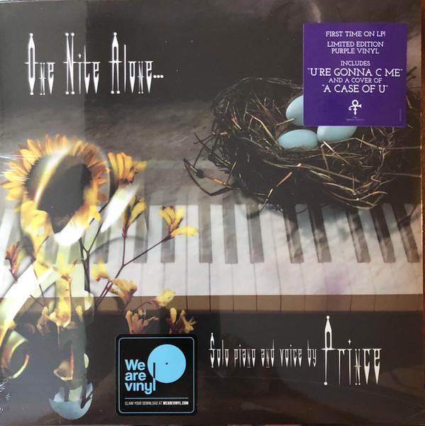 Viniluri VINIL Universal Records Prince - One Night AloneVINIL Universal Records Prince - One Night Alone