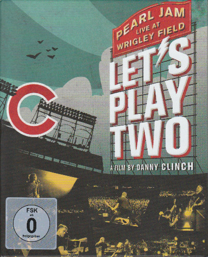 DVD & Bluray BLURAY Universal Records Pearl Jam - Lets Play TwoBLURAY Universal Records Pearl Jam - Lets Play Two