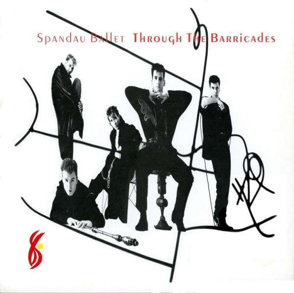 Viniluri VINIL Universal Records Spandau Ballet - Through The BarricadesVINIL Universal Records Spandau Ballet - Through The Barricades