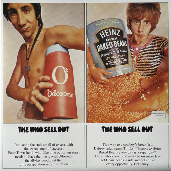 Viniluri VINIL Universal Records The Who - The Who Sell OutVINIL Universal Records The Who - The Who Sell Out