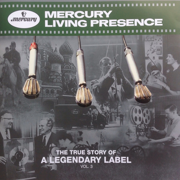 Viniluri VINIL Universal Records Mercury Living Presence - The Collector's Edition #3VINIL Universal Records Mercury Living Presence - The Collector's Edition #3