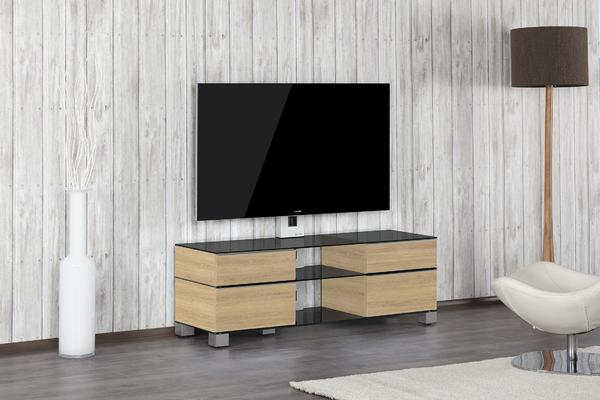 Standuri TV Sonorous MD 8240-B-INX-LOAKSonorous MD 8240-B-INX-LOAK