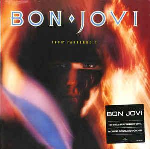 Viniluri VINIL Universal Records Bon Jovi - 7800 FahrenheitVINIL Universal Records Bon Jovi - 7800 Fahrenheit