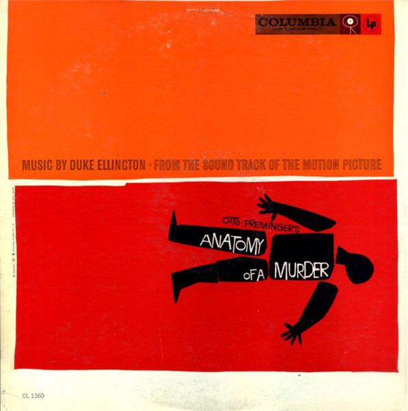 Viniluri VINIL Universal Records Duke Ellington - Anatomy Of A MurderVINIL Universal Records Duke Ellington - Anatomy Of A Murder