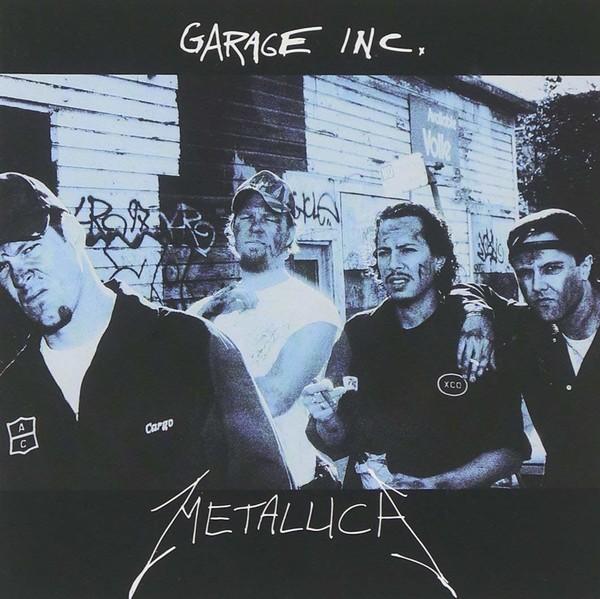 Viniluri VINIL Universal Records Metallica - Garage IncVINIL Universal Records Metallica - Garage Inc