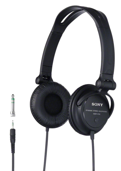 Casti DJ Casti DJ Sony MDR-V150 Negru ResigilatCasti DJ Sony MDR-V150 Negru Resigilat