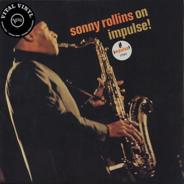 Viniluri VINIL Universal Records Sonny Rollins - On Impulse!VINIL Universal Records Sonny Rollins - On Impulse!