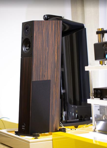 Boxe Boxe Audio Physic Virgo III Ebony ResigilatBoxe Audio Physic Virgo III Ebony Resigilat