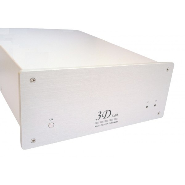 DAC-uri DAC 3D LAB NANO NETWORK PLAYER PLATINUM V5DAC 3D LAB NANO NETWORK PLAYER PLATINUM V5