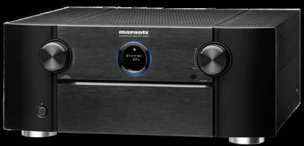 Receivere AV  Receiver Marantz - SR8012  Receiver Marantz - SR8012