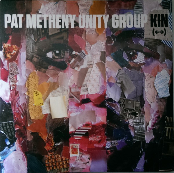 Viniluri VINIL Universal Records Pat Metheny Unity Group-KinVINIL Universal Records Pat Metheny Unity Group-Kin