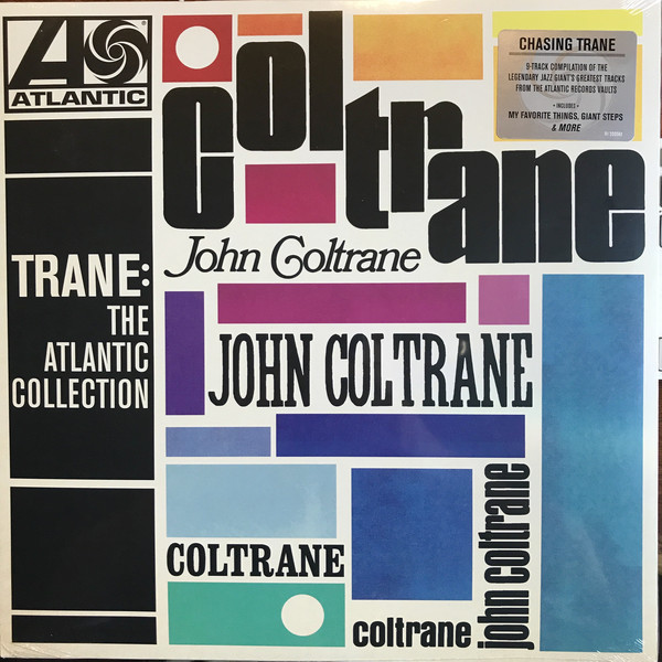 Viniluri VINIL Universal Records John Coltrane - Trane: The Atlantic CollectionVINIL Universal Records John Coltrane - Trane: The Atlantic Collection