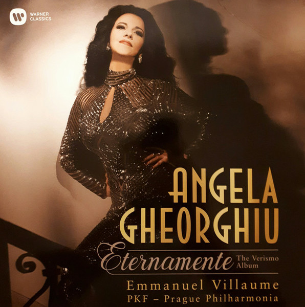 Viniluri VINIL Universal Records Angela Gheorghiu : Eternamente - The Verismo AlbumVINIL Universal Records Angela Gheorghiu : Eternamente - The Verismo Album