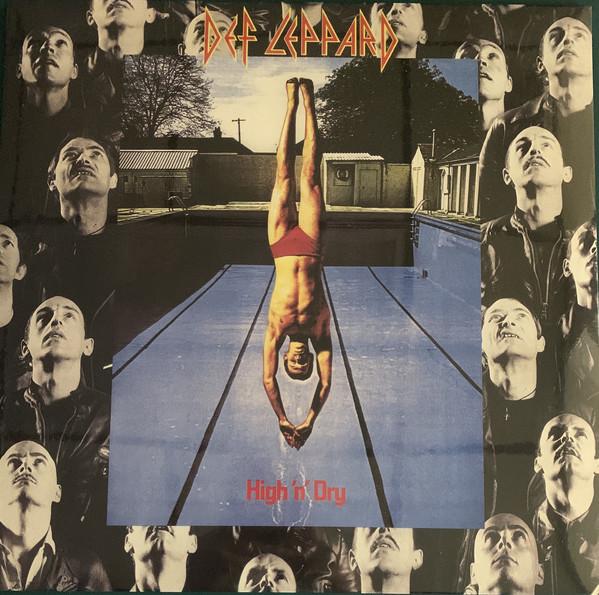 Viniluri VINIL Universal Records Def Leppard - High N DryVINIL Universal Records Def Leppard - High N Dry