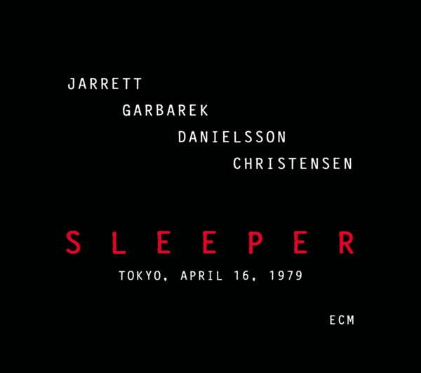Muzica CD CD ECM Records Keith Jarrett Quartet: SleeperCD ECM Records Keith Jarrett Quartet: Sleeper