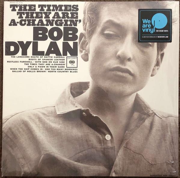 Viniluri VINIL Universal Records Bob Dylan - The Times They Are A Changin'VINIL Universal Records Bob Dylan - The Times They Are A Changin'