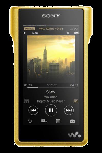 Playere portabile Sony Walkman NW-WM1Z Seria SIGNATURESony Walkman NW-WM1Z Seria SIGNATURE