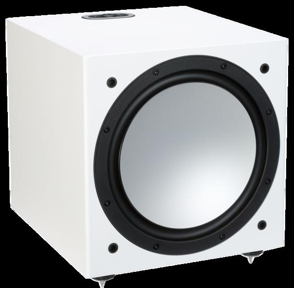 Boxe Subwoofer Monitor Audio Silver W-12 White ResigilatSubwoofer Monitor Audio Silver W-12 White Resigilat