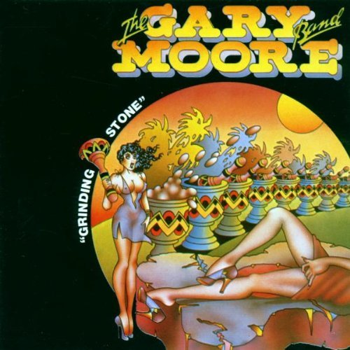 Viniluri VINIL Universal Records Gary Moore Band - Grinding StoneVINIL Universal Records Gary Moore Band - Grinding Stone