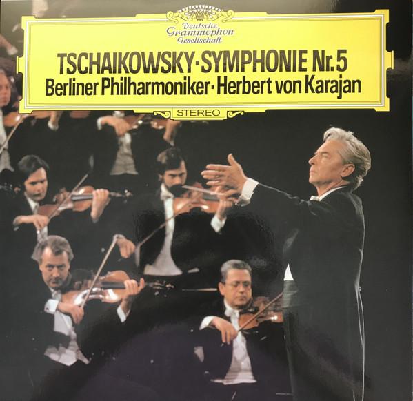 Viniluri VINIL Universal Records Tschaikowsky : Symphony Nr. 5 (Karajan, Berliner Philh)VINIL Universal Records Tschaikowsky : Symphony Nr. 5 (Karajan, Berliner Philh)