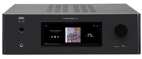 Receivere AV Receiver NAD T 778Receiver NAD T 778