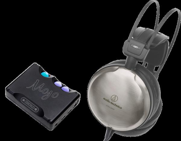 Pachete PROMO Casti si AMP Pachet PROMO Audio-Technica ATH-A2000Z + Chord MojoPachet PROMO Audio-Technica ATH-A2000Z + Chord Mojo