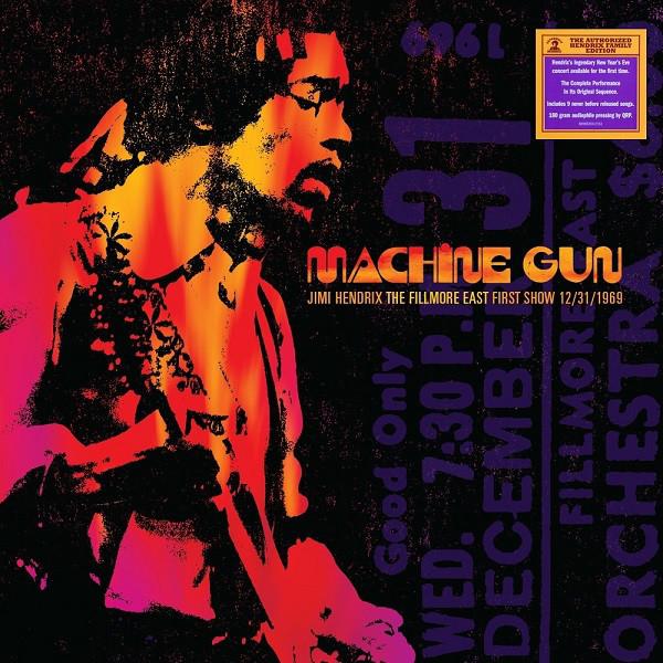 Viniluri VINIL Universal Records Jimi Hendrix - Machine Gun: The Fillmore East First Show 12/31/1969VINIL Universal Records Jimi Hendrix - Machine Gun: The Fillmore East First Show 12/31/1969