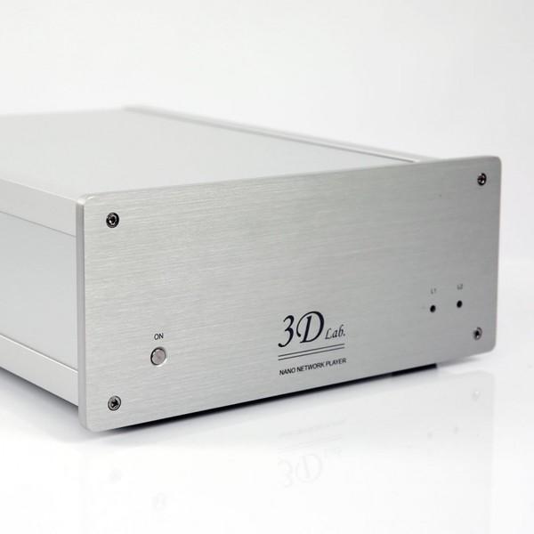 DAC-uri DAC 3D LAB NANO NETWORK PLAYER SIGNATURE V5DAC 3D LAB NANO NETWORK PLAYER SIGNATURE V5