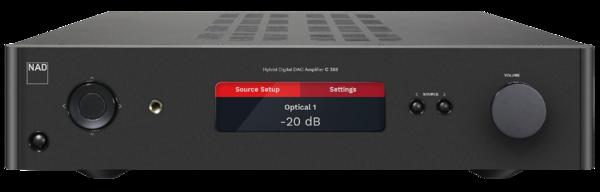 Amplificatoare integrate Amplificator NAD C 368 Hybrid Digital DAC AmplifierAmplificator NAD C 368 Hybrid Digital DAC Amplifier