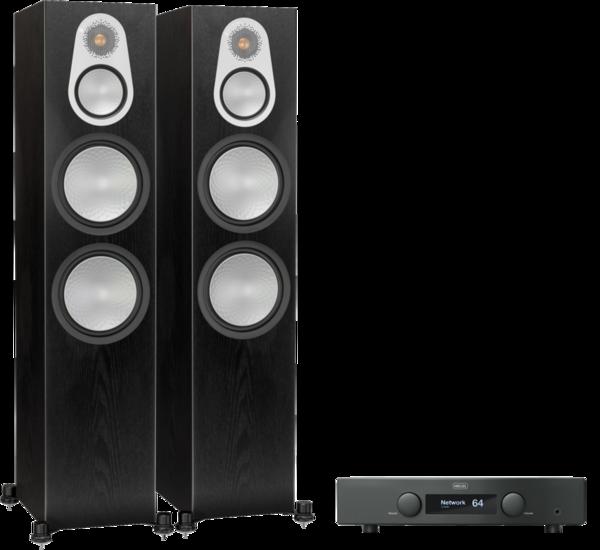 Pachete PROMO STEREO Pachet PROMO Monitor Audio SIlver 500 + Hegel H95Pachet PROMO Monitor Audio SIlver 500 + Hegel H95