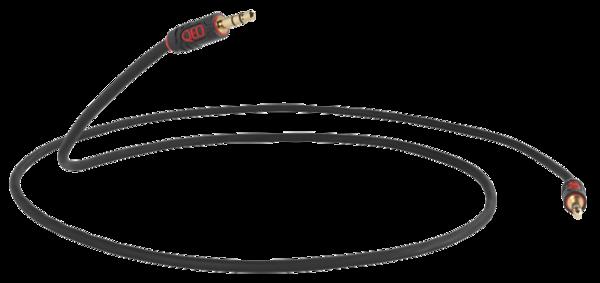 Cabluri audio  QED - Profile J2J (jack 3.5mm - jack 3.5mm) QED - Profile J2J (jack 3.5mm - jack 3.5mm)