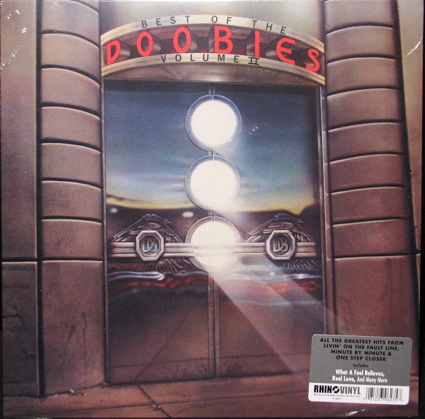 Viniluri VINIL Universal Records Doobie Brothers - Best Of - Volume IIVINIL Universal Records Doobie Brothers - Best Of - Volume II