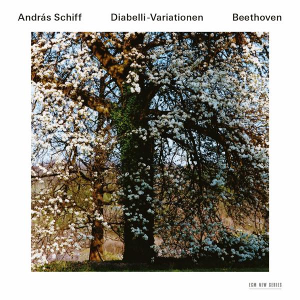 Muzica CD CD ECM Records Andras Schiff - Beethoven: Diabelli-VariationenCD ECM Records Andras Schiff - Beethoven: Diabelli-Variationen