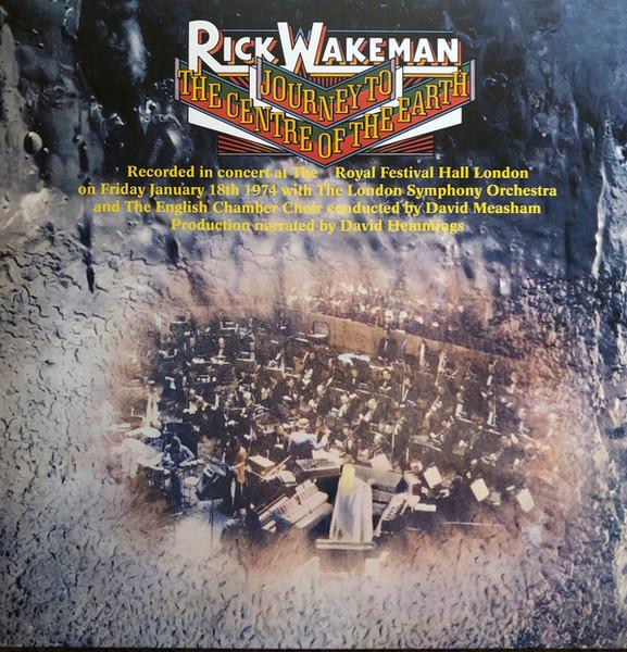 Viniluri VINIL Universal Records Rick Wakeman - Journey To The Centre Of The EarthVINIL Universal Records Rick Wakeman - Journey To The Centre Of The Earth