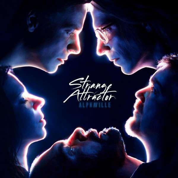 Viniluri VINIL Universal Records Alphaville - Strange AttractorVINIL Universal Records Alphaville - Strange Attractor