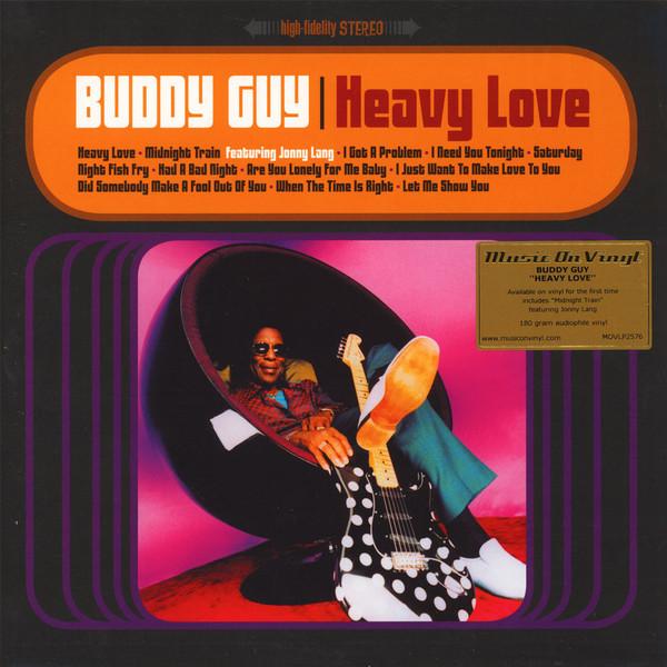 Viniluri VINIL Universal Records Buddy Guy - Heavy LoveVINIL Universal Records Buddy Guy - Heavy Love