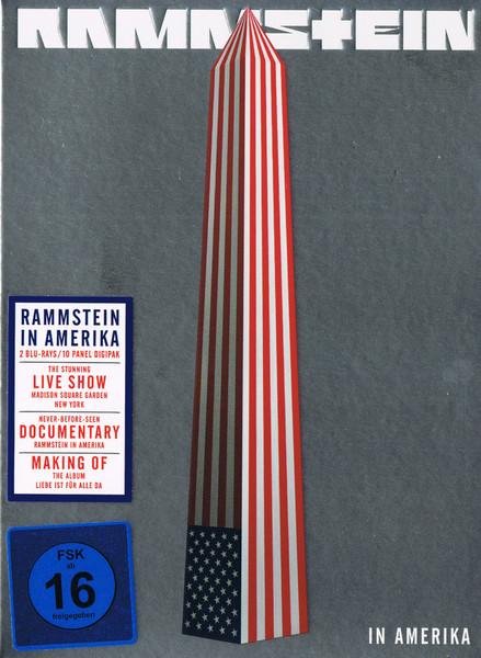 DVD & Bluray BLURAY Universal Music Romania Rammstein - In AmerikaBLURAY Universal Music Romania Rammstein - In Amerika