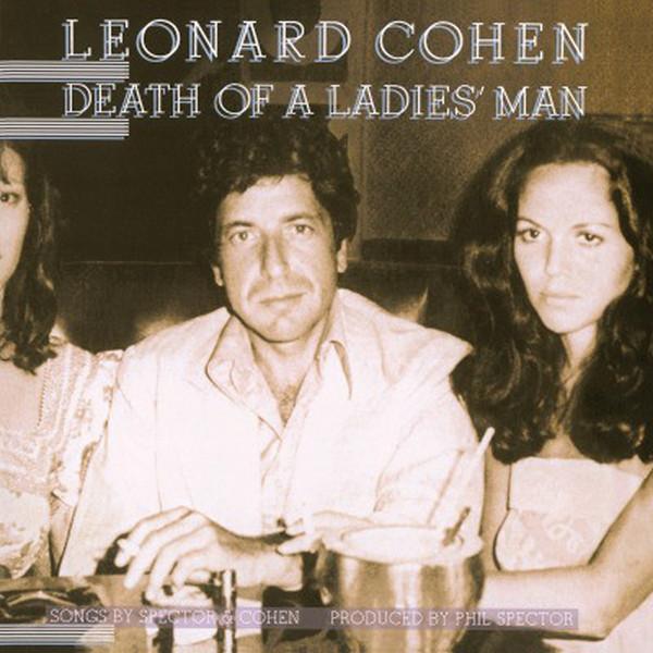 Viniluri VINIL Universal Records Leonard Cohen - Death Of A Ladies' ManVINIL Universal Records Leonard Cohen - Death Of A Ladies' Man