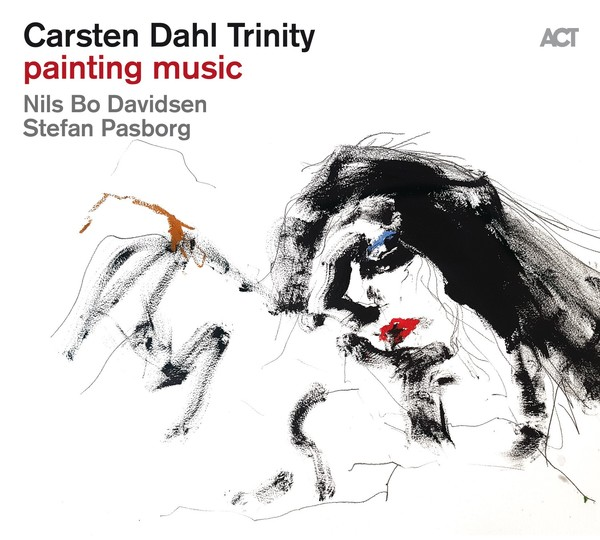 Muzica CD ACT Carsten Dahl Trinity - Painting MusicCD ACT Carsten Dahl Trinity - Painting Music