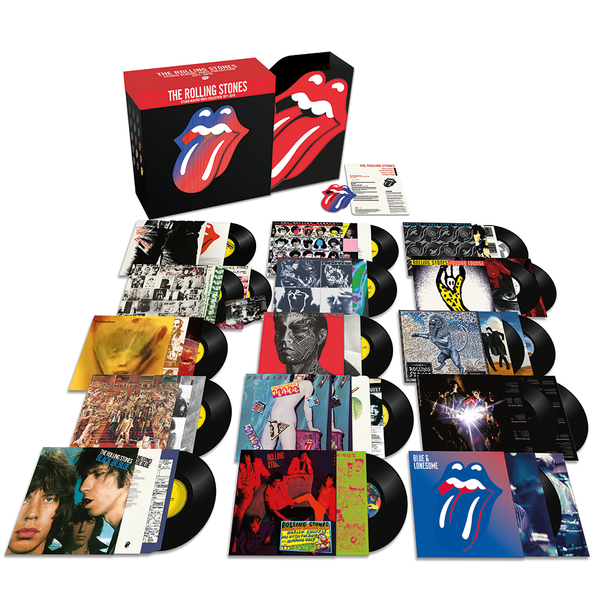 Viniluri VINIL ProJect The Rolling Stones - The Studio Albums Vinyl Collection 1971-2016VINIL ProJect The Rolling Stones - The Studio Albums Vinyl Collection 1971-2016